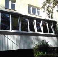 Засклення і ремонт балкону під ключ Львів