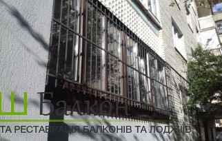 Реконструкція балконів і лоджій у Львові