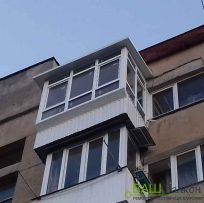 Ремонт балкона Львів