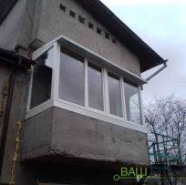 Вікна на балкон м Львів