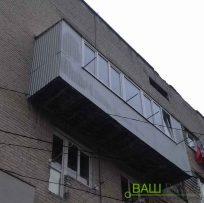 Зварювальні роботи балкона Львів