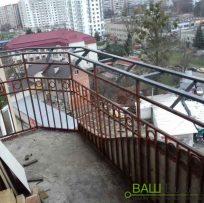 Зварювання виступа Львів - Ваш Балкон
