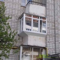 Скління балкона Львів