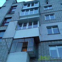 Видовження балкона Львів