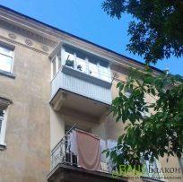 Капітальний ремонт балкона - Ваш Балкон