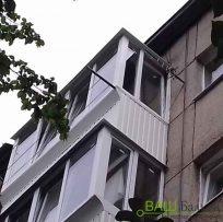 Зварювання нового балкона Львів