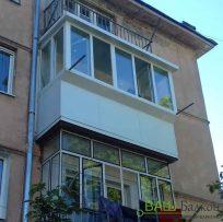 Балкон сендвіч панелей Львів - Ваш Балкон