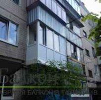 Засклення балкона Львів