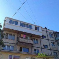 Капітальний ремонт балкона Львів