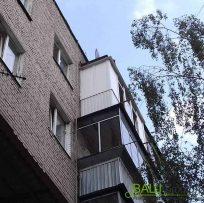 Скління балкона - Ваш Балкон