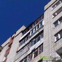 Засклення лоджії - Ваш Балкон