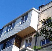 Збільшення квартири за рахунок балкона Львів