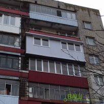 Балкон із сендвіч панелей Львів