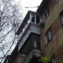 Балкон під ключ Львів