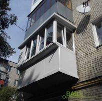 Балкон з сендвічу - Ваш Балкон