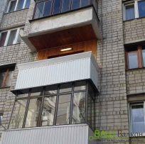 Балкон з виступом - Ваш Балкон