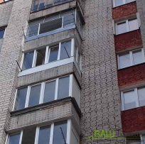 Металопластикові вікна на балкон - Ваш Балкон