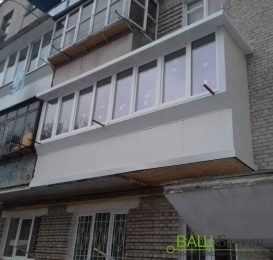 Монтаж балкону - Ваш Балкон