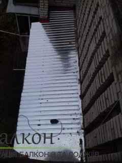 Перекриття даху - Ваш Балкон