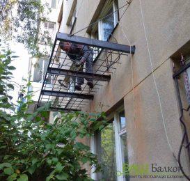 Плита під балкон - Ваш Балкон
