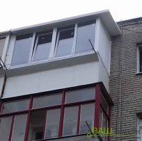 Теплий балкон м Львів - Ваш Балкон