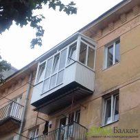 Засклення балкона Львів - Ваш Балкон