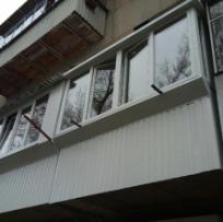 Виносний балкон Львів