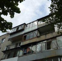 Панорамне скління балкона Ваш Балкон Львів