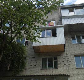 строительство балкона с нуля Львов Ваш Балкон