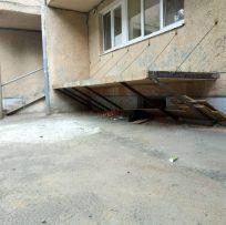 Заливка плити балкона з роскосамі Львів