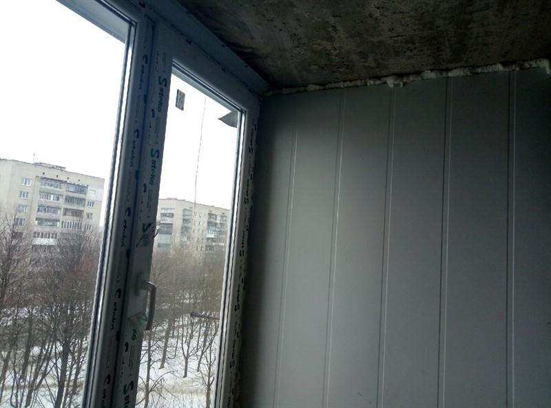 балкон з сендвіч панелей Львів Ваш Балкон 6