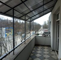накриття балкону (дах на балкон) Львів Ваш Балкон 6