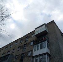 Панорамне скління балкону Ваш Балкон Львів 12