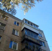 Розширення_балкона по плиті Львів Ваш Балкон 9