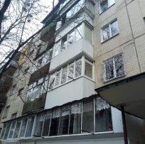 Ваш Балкон Львов Ремонт балкона с остеклением 9