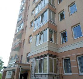 тепле скління балкону у Львові компаниєю Ваш Балкон 7