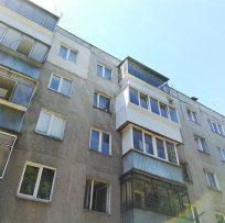 розширення балкона