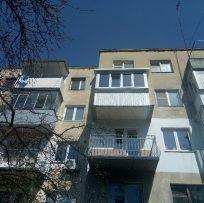 зварка нового балкону у Львові компанією Ваш Балкон 12