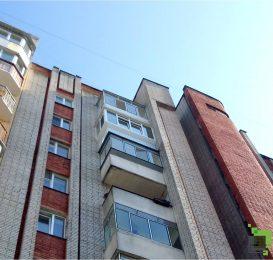 скління балкону у Львові 14