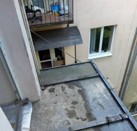 збільшення плити балкону у Львові компанією Ваш Балкон 7
