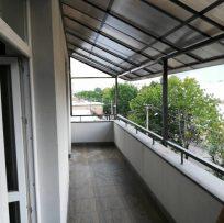 Накриття балкона у Львові 8