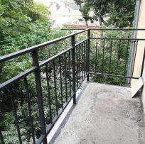 Розширення плити балкона і зварювання перил у Львові 10