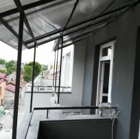 перекриття балкона у Львові компанією Ваш Балкон 8