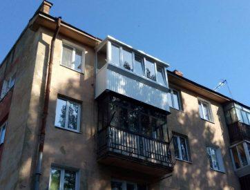 скління балкона Ваш балкон Львів