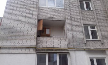 скління лоджії Львів