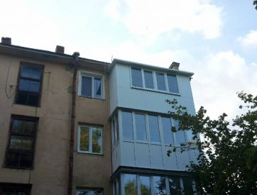 Ремонт балкона Ваш Балкон Львів