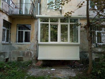 балкон з нуля Львів Ваш Балкон