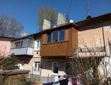 Балкон с нуля Львов Ваш Балкон