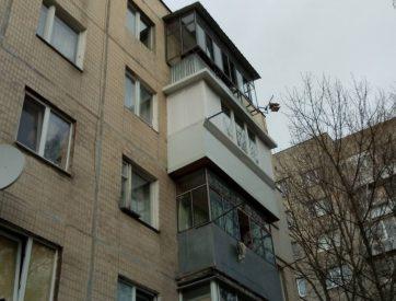 вікна на балкон Львів